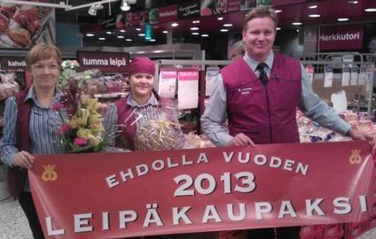 K Supermarket Revontori
