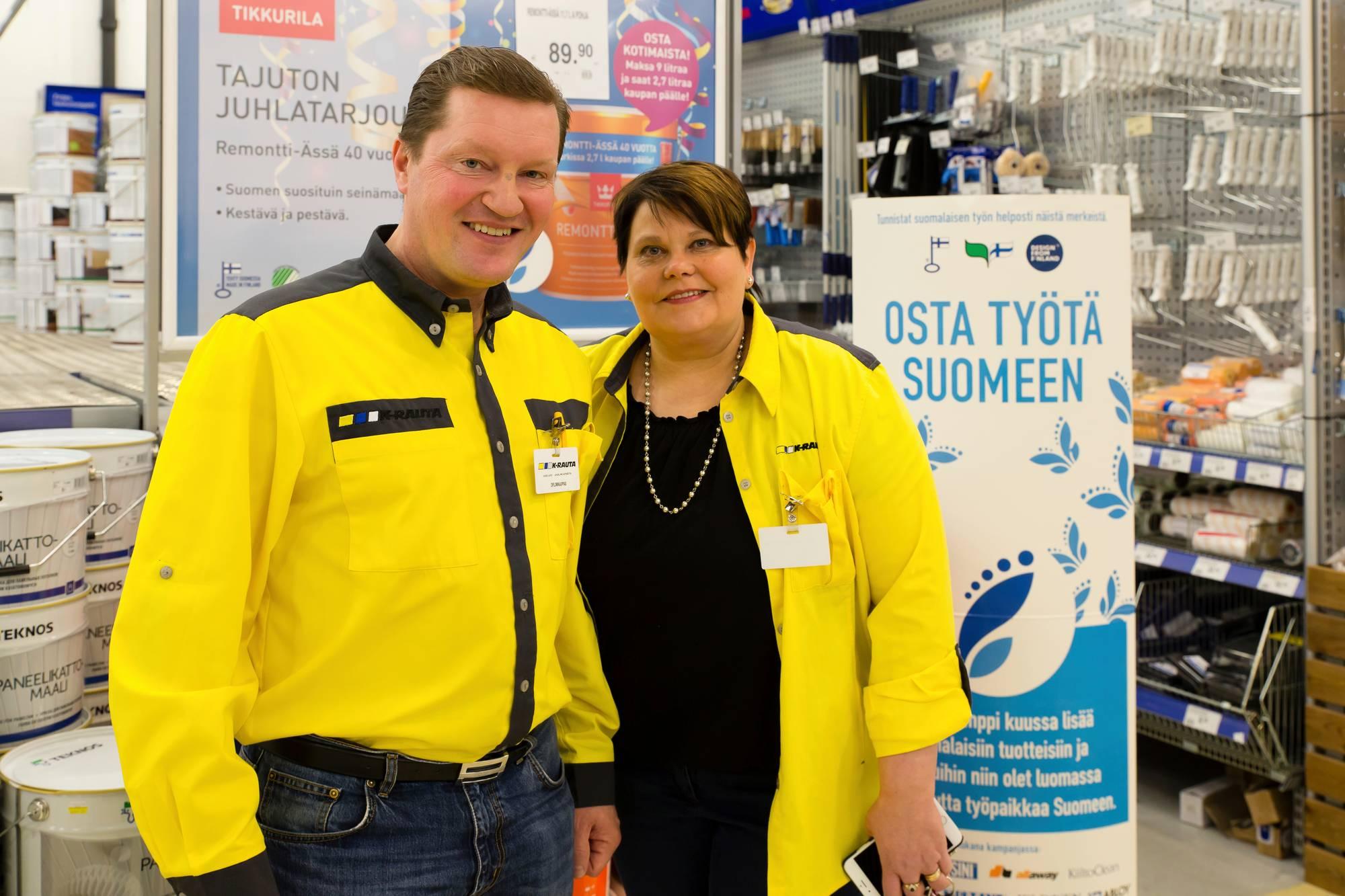 K Rauta Järvenpää