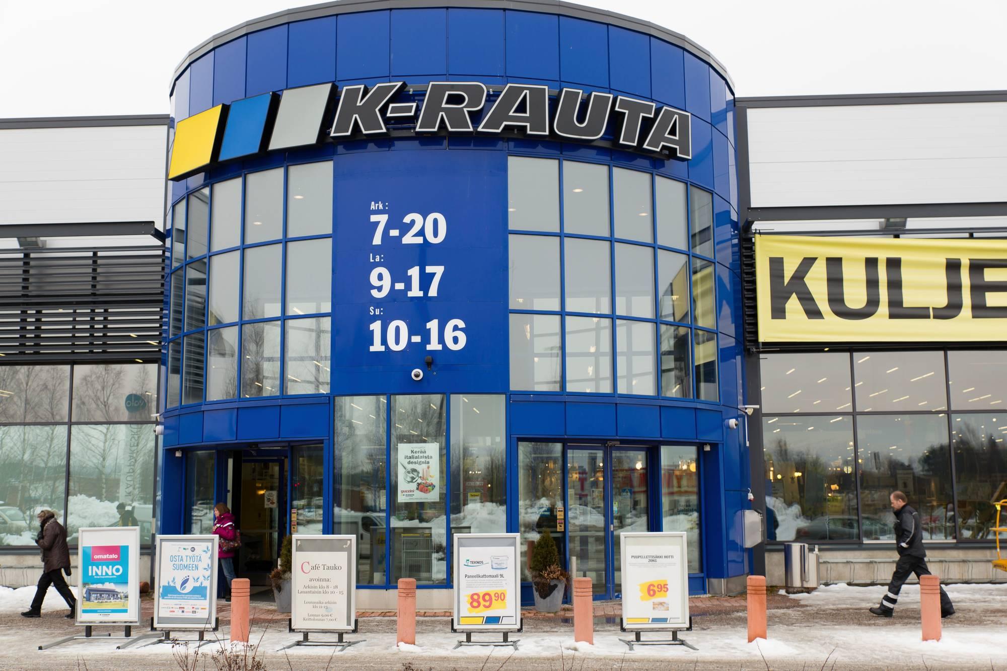 K-Rauta Laune Lahti
