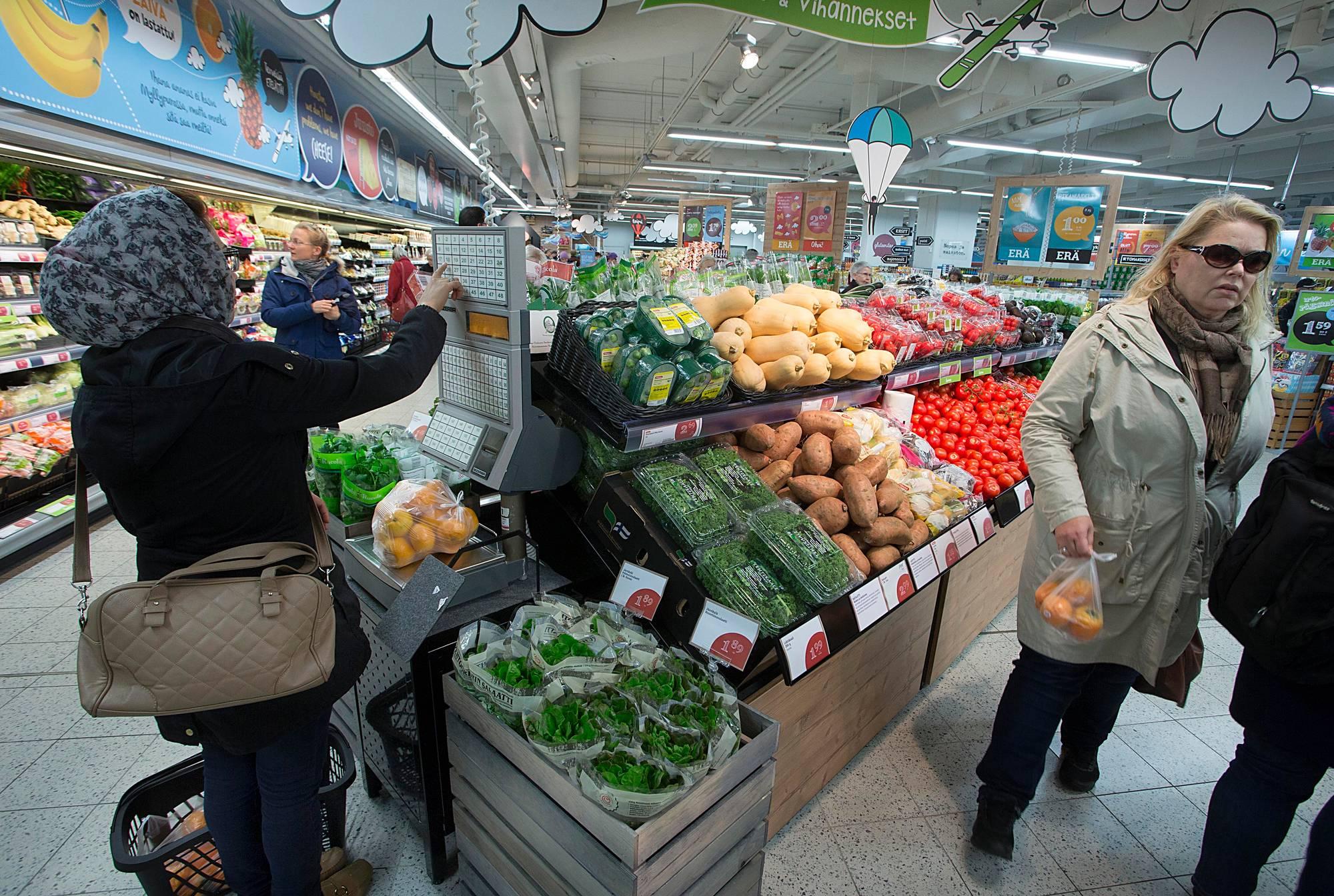 K Supermarket Myllypuro